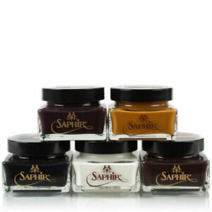 Saphir Cordovan Cream Polish 75ML