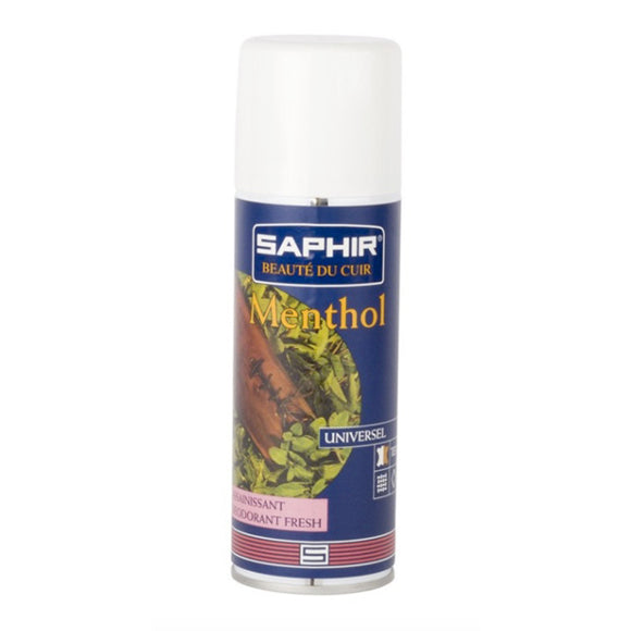 Saphir Menthol Deodorising Spray 200ML