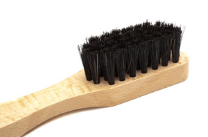 Saphir Small Applicator Brush, Black