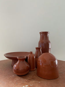 LOCAL TERRACOTTA CUP (SET OF 3)