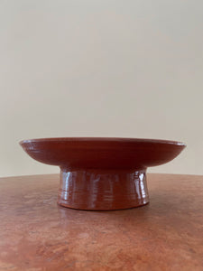 LOCAL TERRACOTTA FRUIT BOWL
