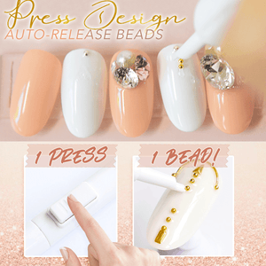 Nailover ™ Auto Nail Art Beads Pen