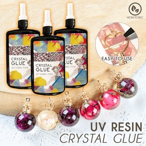 Uv Resin Crystal Glue