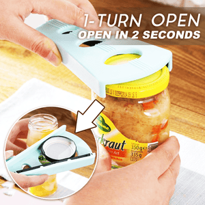 1-Turn Easy Jar Opener