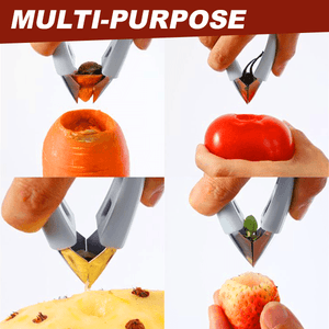 Multi-Purpose Fruit Stem Huller