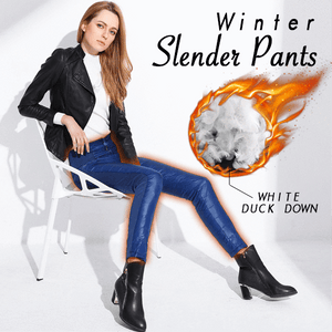 Winter Slender Pants