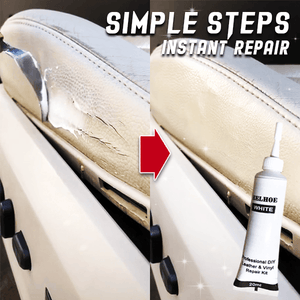 Multi-Color Advanced Leather Repair Gel