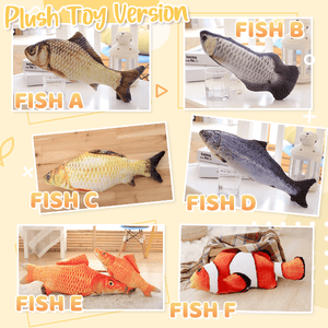 FloppeFishiee Electric Fish Toy
