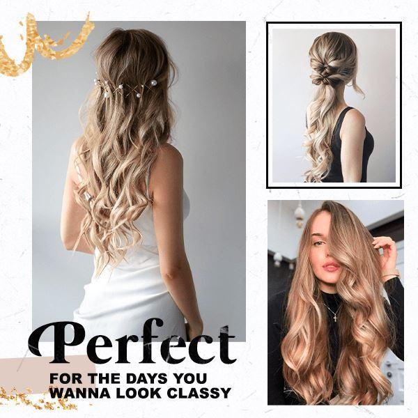 Prettio™ Invisible Hair Extension Beauty & Personal Care US Wishingoal