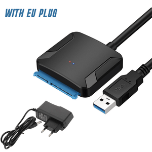 USB 3.0 to SATA III Hard Drive Adapter
