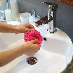 Microfiber Hop Cleaning Ball - Clevativity