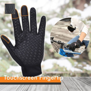 Waterproof Touchscreen Thermal Gloves