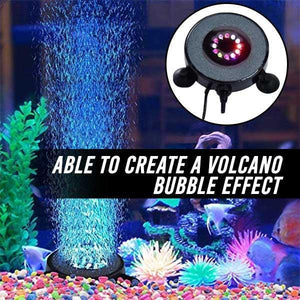 Aquarium Volcanic Air Bubbler