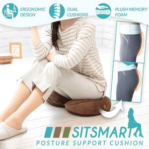 Sitsmart Posture Support Cushion