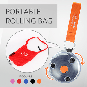 Portable Rolling Bag