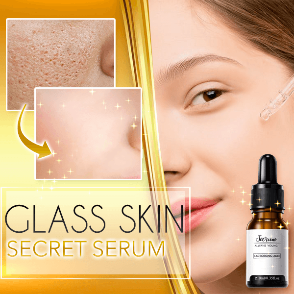 Secrum™ Secret Glass Skin Serum