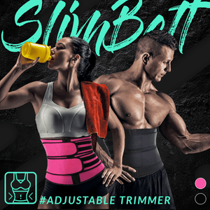SlimBelt Adjustable Slimming Trimmer