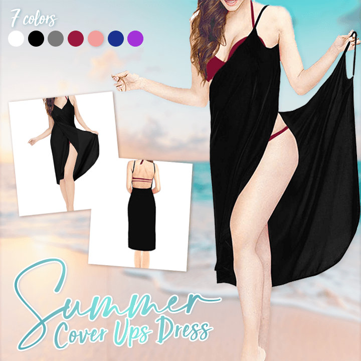 Summer Cover Ups Dress