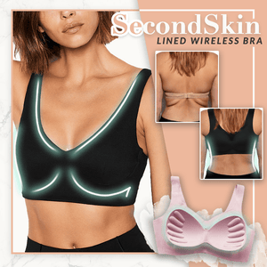 SecondSkin™ Lightly Lined Wireless Bra
