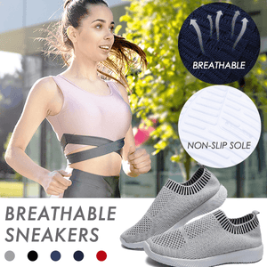 Women's Breathable Walking Sneakers