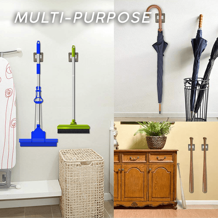 Mop Broom Hanger