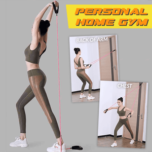 Home Gym Resistance Band Set