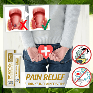 Revive+ Herbal Hemorrhoid Ointment