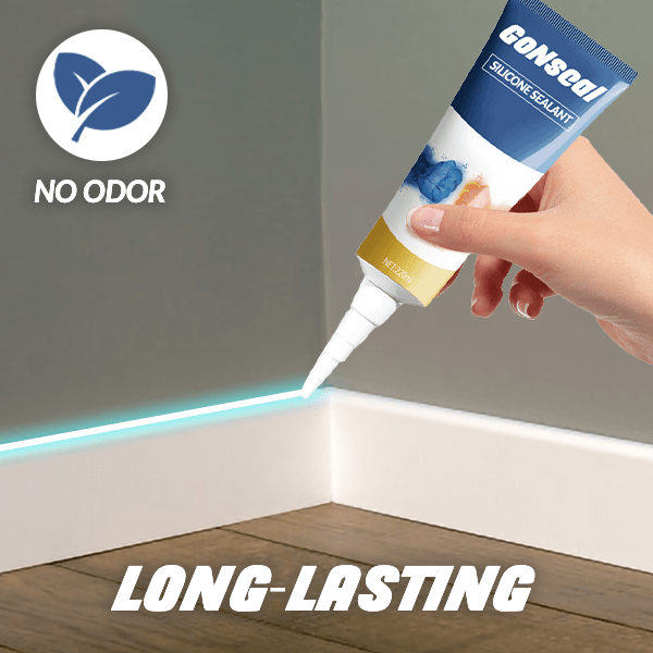 GoNseal Waterproof Silicone Sealant