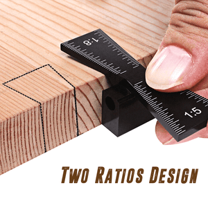 2-Ratio Dovetail Marker