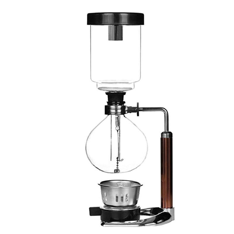 Manual Syphon Coffee Maker