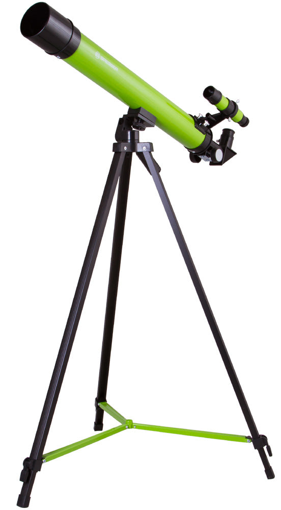 Bresser Junior Space Explorer 45/600 AZ Telescope, green