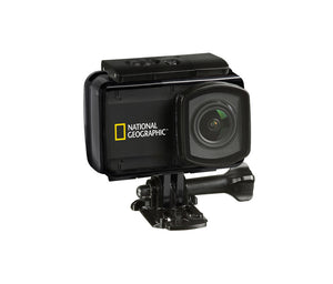 Bresser National Geographic Explorer 4 4K Ultra-HD 170° Wi-Fi Action Camera