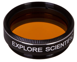 Explore Scientific Dark Yellow N15 1.25″ Filter