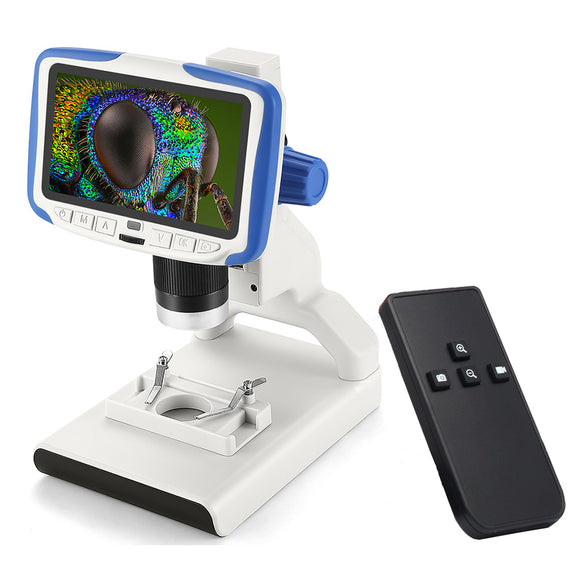 Levenhuk Rainbow DM500 LCD Digital Microscope