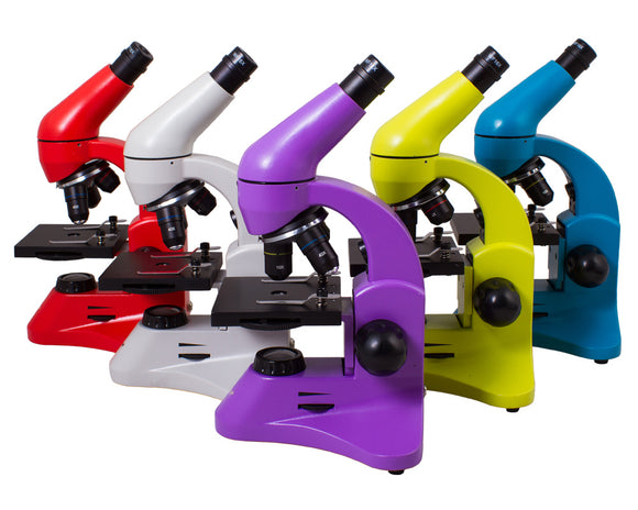 Levenhuk Rainbow 50L PLUS Microscope