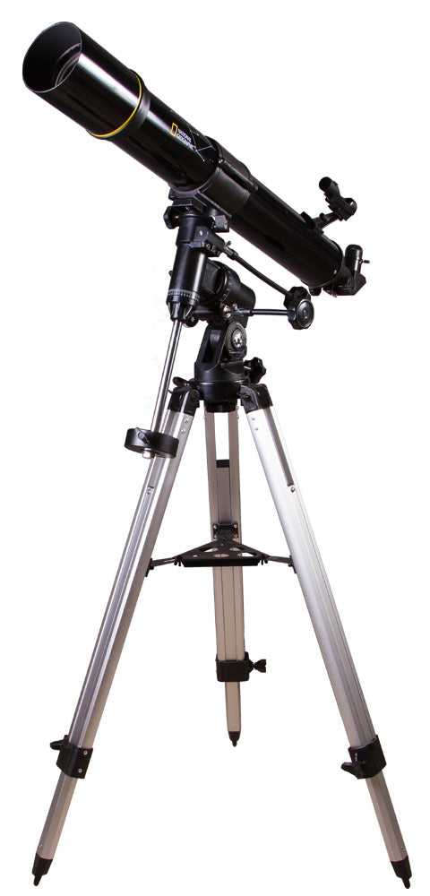 Bresser National Geographic 90/900 EQ3 Telescope