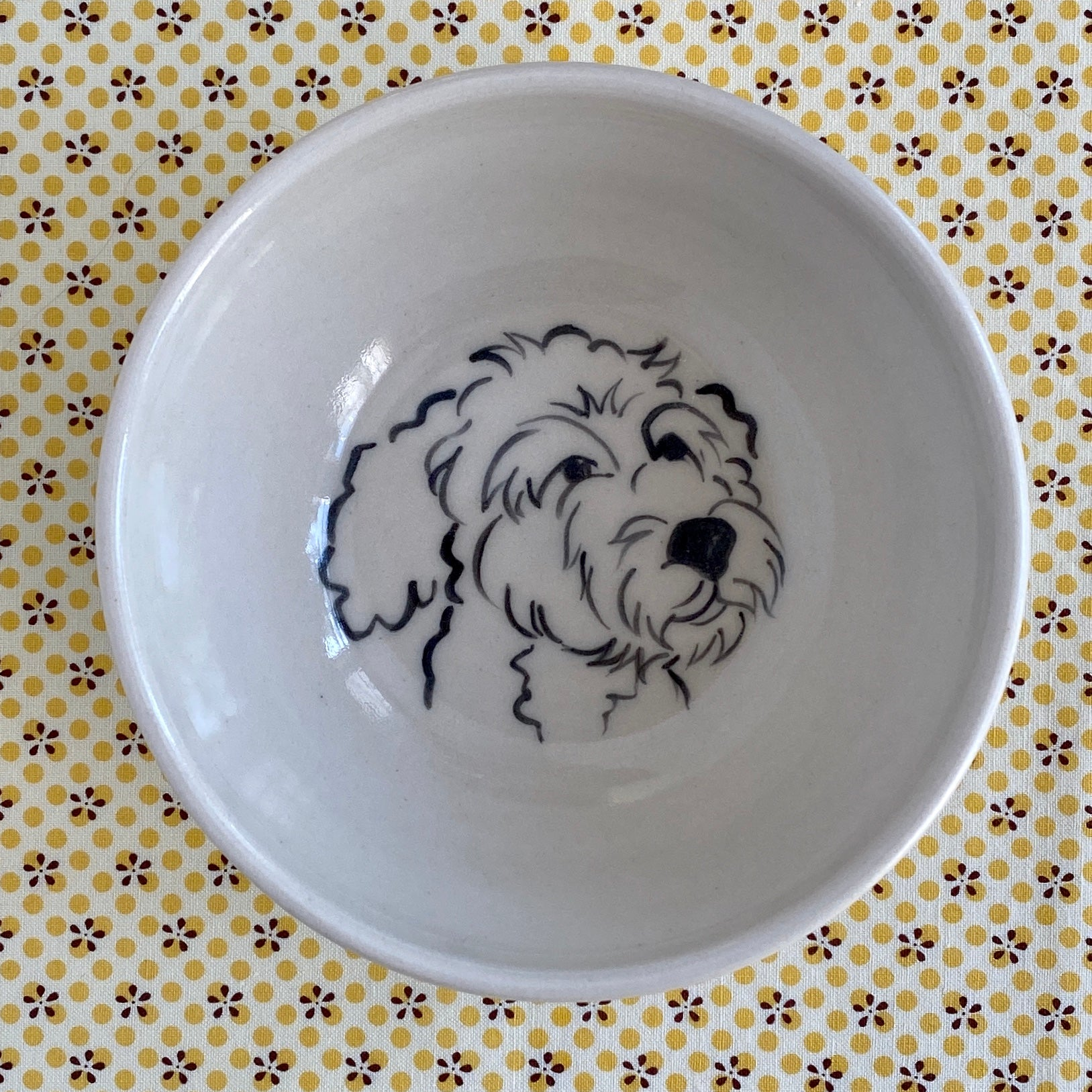 Puppy Love 11 Bowl