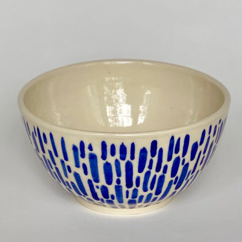 Cobalt Blue Bowl 8
