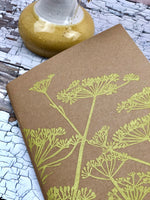 A5 Fennel Notebook