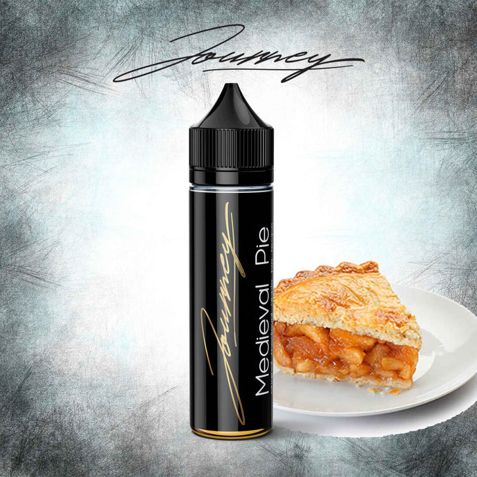 Journey Liquids - Medieval Pie | 50ml 0mg Nicotine - Journey Liquids UK