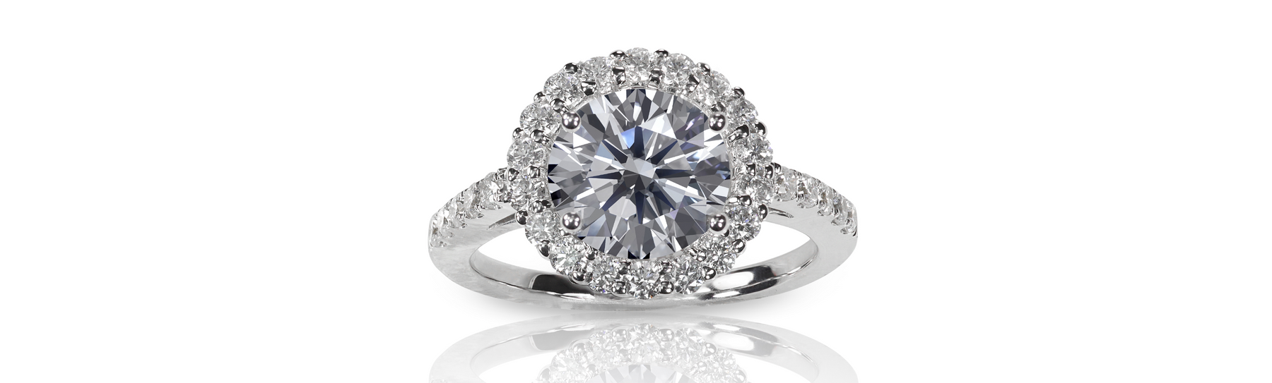 Halo Engagement Rings - A New Level Of Elegance