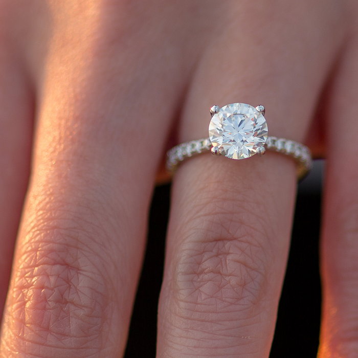2020 Diamond Engagement Ring Trends