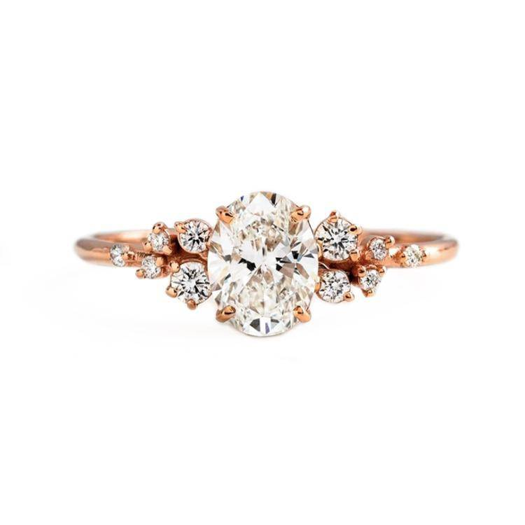 Aurora Engagement Ring - Armans Fine Jewellery