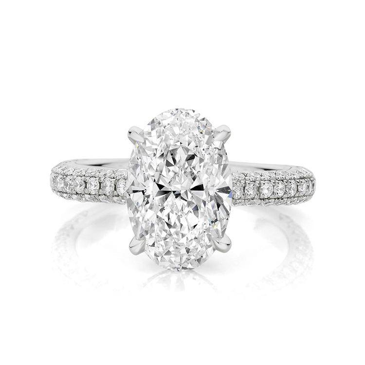 Olivia Engagement Ring - Armans Fine Jewellery