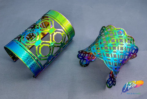 Multicolor Cuffs (various styles)