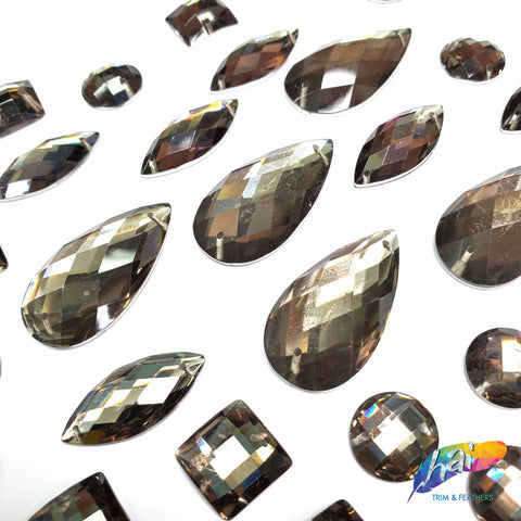 Black Diamond Resin Stones, DD57