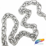 "3/4"" Braided Oval Cable Chain, CH-114"
