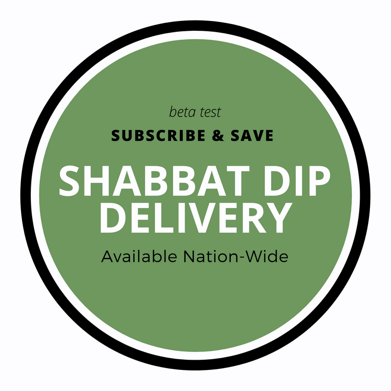 Shabbat Dip Subscription: National Beta Test