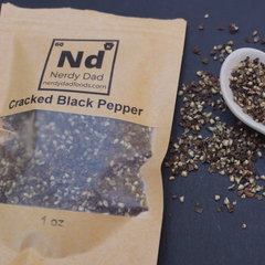 Butcher's Coarse Black Pepper
