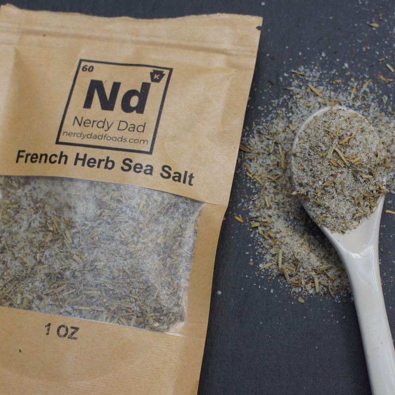 French Herb Sea Salt